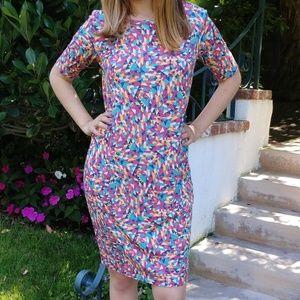 Lularoe Colorful Dress ✨